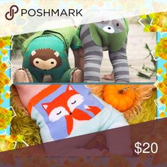 🌟Host Pick🌟Doodlepants Woodland Leggings Adorable designs in soft & cozy 100% cotton. Reinforced seams for durability & roomy fit for diaper-wearing little ones. Made in USA doodlepants  Bottoms Leggings