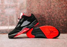 AIR JORDAN 5 LOW @proulxjustice #sneakerhead #jays #jordans #retro #23