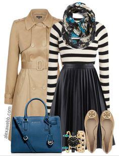 Plus Size Workwear - Plus Size Fashion - Plus Size Work Outfit - Alexa Webb - alexawebb.com #alexawebb