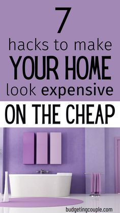 Frugal Family, Frugal Living Tips, Diy Home Interior, Diy Home Decor, Organisation Hacks, Organising Hacks, Clutter Free Home, Home Upgrades, Cool Apartments