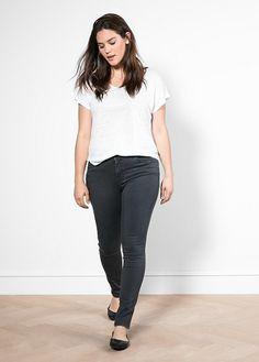 mango Super slim-fit Infinity jeans