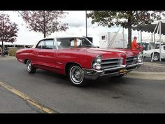 My Car Story with Lou Costabile 1965 Pontiac Bonneville Convertible with a 421 Tri-Power engine - YouTube