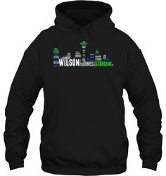 Are you a True Seattle Fan? Then this shirt is for you. Grab this Limited Edition shirt while supplies last!