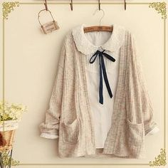 Buy Fairyland Open-Front Mélange Cardigan at YesStyle.ca! Quality products at remarkable prices. FREE SHIPPING to Canada on orders over CA$45.