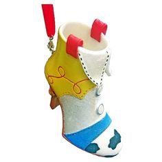 Your WDW Store - Disney Shoe Ornament - Toy Story - Jessie