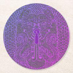 Multi-custom Dragon Paper Coaster blue grad black Feng Shui Tattoo, Welsh Symbols, Celtic Knot Designs, How To Make Coasters, Dragon, Purple Rain, Dog Design, Paper Goods, Brand You