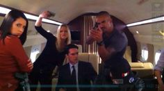 aj cook / paget brewster / shemar moore / thomas gibson
