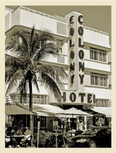 South Beach Art Deco Hotel - Miami Beach - Jaymes Williams