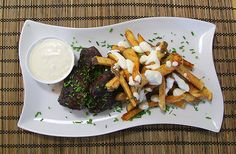 C – There is no better meal than steak and fries for Jim. Steak frites, to be exact. Jim loves it. At fancy French restaurants, he will Steak Frites, French Restaurants, Main Courses, Fries, Good Food, Food And Drink, Favorite Recipes, Meals, Dinner