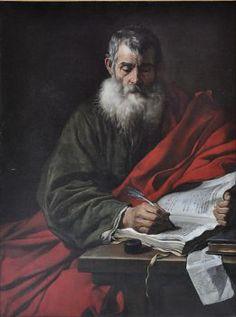 Renaissance Portraits, Reading Art, Biblical Art, Rouen, Classic Paintings, Caravaggio, Religious Art, Portrait Art, Artist At Work