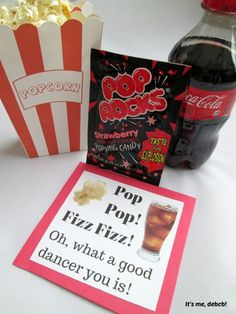 Great dance team motivator that says it all. You can also modify it for cheer or any other sport. Pop Pop Fizz Fizz Motivator-It's me,debcb!