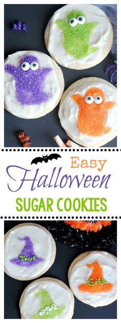 Easy Halloween Sugar