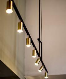Ceiling spotlights - Holloways of Ludlow