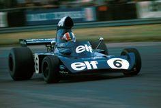 Drift ! with Cevert 1973