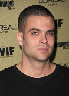 Mark Salling. | A Ranking Of The Hottest Buzz Cuts In Hollywood