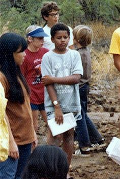 Barack Obama When He Was a Baby | Barack Obama as a Kid - 04