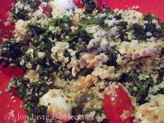 Mon livre de recettes: Salade fraîcheur