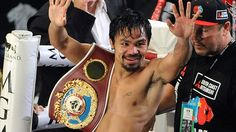 LAS VEGAS, NV -    Saturday night at the MGM Grand, in front of a packed pro-Pacquiao crowd
