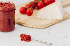 marmellata speziata di pomodorini