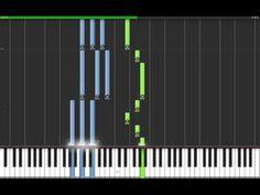 Lana Del Rey - Ride Piano Tutorial