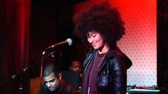 Andy Allo - Let's Get It On - Live in San Jose (+playlist)