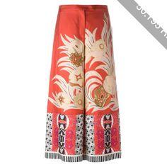 Etro floral print culottes