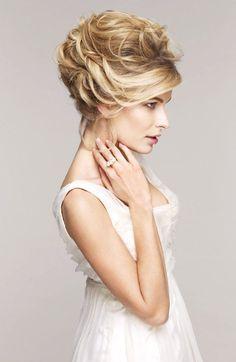 Bruidskapsel: lang haar