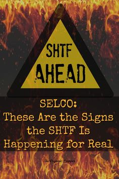 How do you know when it's time to hunker down or bug out for the long-term? Selco shares the signs that should warn you that the SHTF is near. Doomsday Survival, Survival Food, Emergency Preparedness, Survival Guide, Survival Skills, Living Off The Land, Walking In Nature, Shtf, Natural Disasters