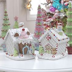 ❈ Sweet gingerbread houses ❈