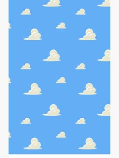 'Andy's Room' Case/Skin for Samsung Galaxy by daveypixel Clouds Wallpaper Iphone, Phone Screen Wallpaper, Cloud Wallpaper, Wallpaper Iphone Disney, Cute Wallpaper Backgrounds, Room Wallpaper, Cellphone Wallpaper, Cute Wallpapers, Andys Room Toy Story