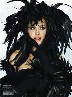 Angelina Jolie by Vanity Fair