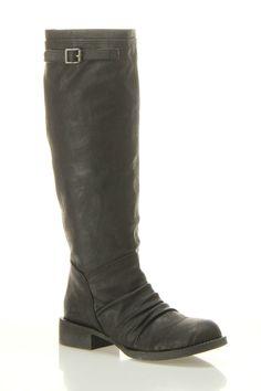 Classic black boot