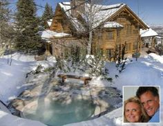 Romneys Reboot With a New Ski Chalet in Park City
