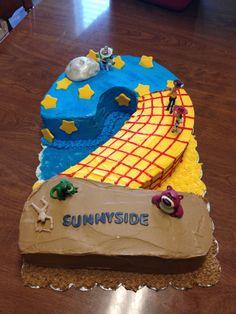 Son's Birthday Cake