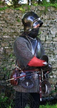 15th Century Man-at-Arms