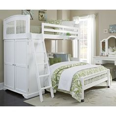 Bunk Beds, Childrens Bunk Beds, Twin Size Bunk Beds, Full Size Bunk Beds - and More! - The Simple Stores