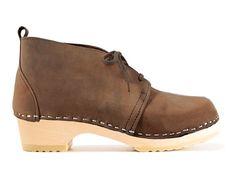 Sandgrens  Chukka  Handmade Boots  Leather Boots  by Sandgrens