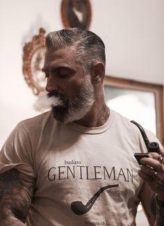 Sheehan & Co. Badass Gentleman Tee