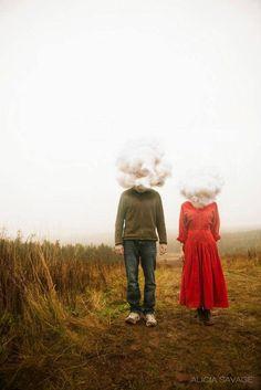 """Alicia Savage Art Photography (6). """"- J'aime les nuages... les nuages qui passent... là-bas... là-bas... les merveilleux nuages !"""" C. Baudelaire."""