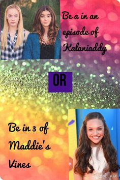Dance moms would you rather