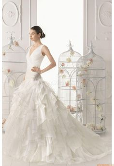 Robes de mariée Aire Barcelona 159 Orbe 2014