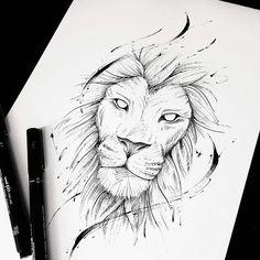 Art lion tattoo, drawings и tattoo drawings. Lion Tattoo Design, Sketch Tattoo Design, Tattoo Sketches, Tattoo Drawings, Body Art Tattoos, Drawing Sketches, Art Drawings, Tattoo Designs, Tattoo Ideas