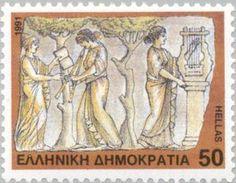 The Nine Muses - Calliope, Euterpe, Erato
