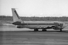 Western Airlines 707-347C