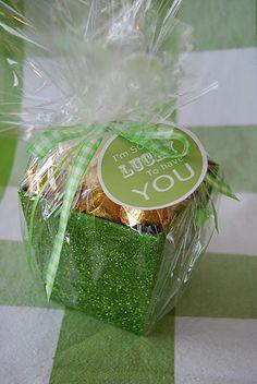 St. Patty Teacher Gift