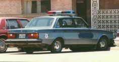 American 240 Police Car. A man can dream...