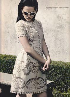 Kristen Stewart in Valentino