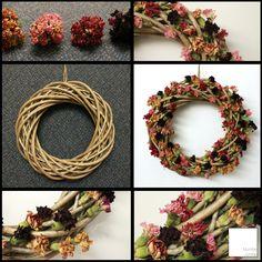 fleurs s ch es faire s cher des fleurs id es cr ations cadeaux noel ou autre pinterest. Black Bedroom Furniture Sets. Home Design Ideas