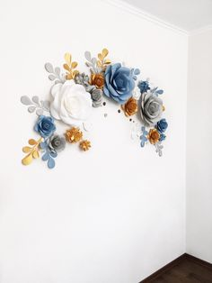 Paper Flowers by Mio Gallery on Etsy See our... |