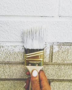 """My renovation mantra: """"we can just paint it white!""""  by melissa__makes"""